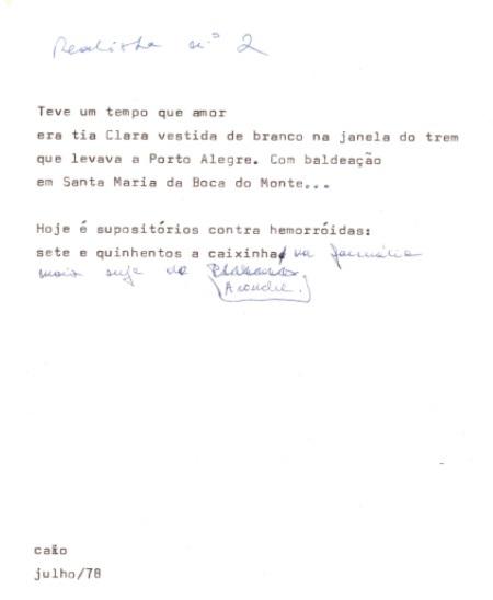 A Inédita Poesia De Caio Fernando Abreu Folha